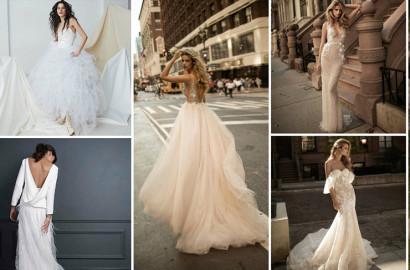 sukienki ślubne na miarę 2017 roku