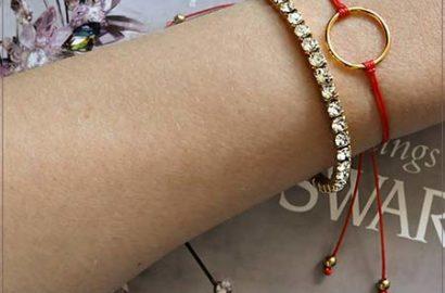 Przegląd bransoletek z kryształkami Swarovskiego