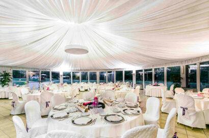 namiot na wesele