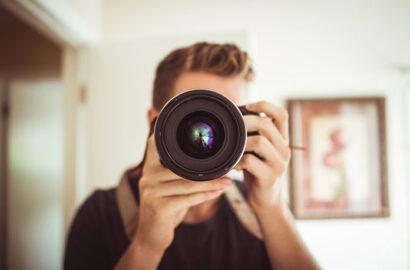 Strona internetowa dla fotografa Ślubnego