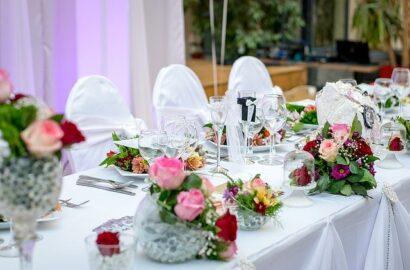 Ścianki weselne