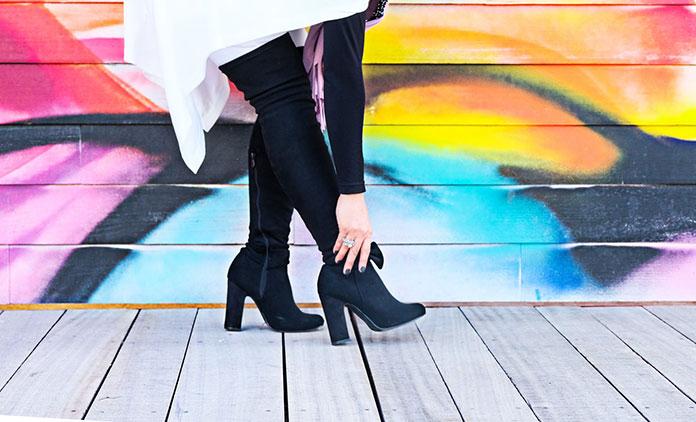 Damskie obuwie od znanych projektantów