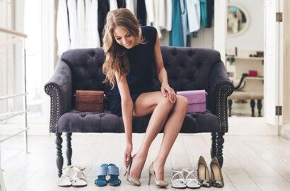 eleganckie obuwie