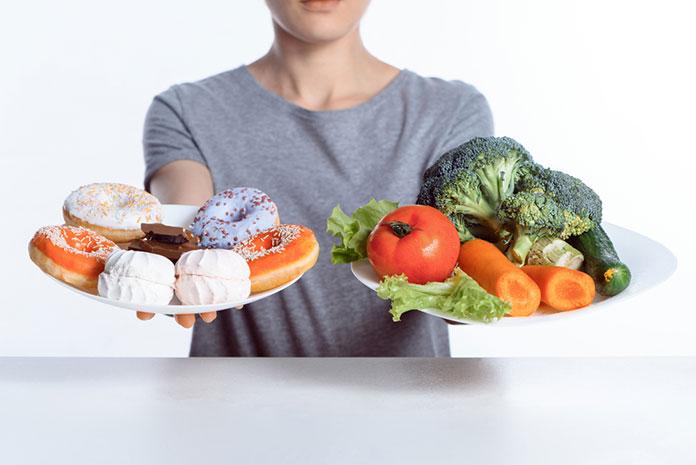 Jak zrezygnować z jedzenia słodyczy