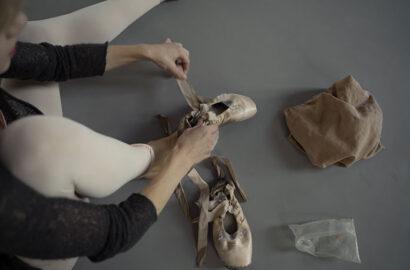 Buty do baletu